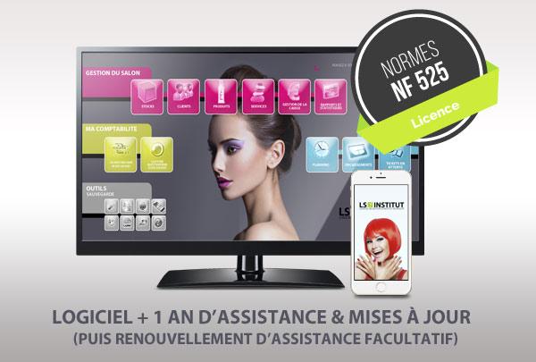 lsinstitut logiciel de caisse pour spa salon esthétique et institut de beauté certifié nf525
