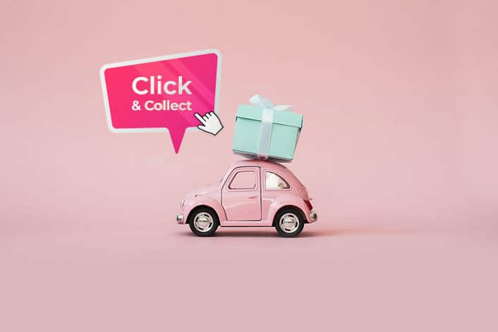 click & collect institut de beaute