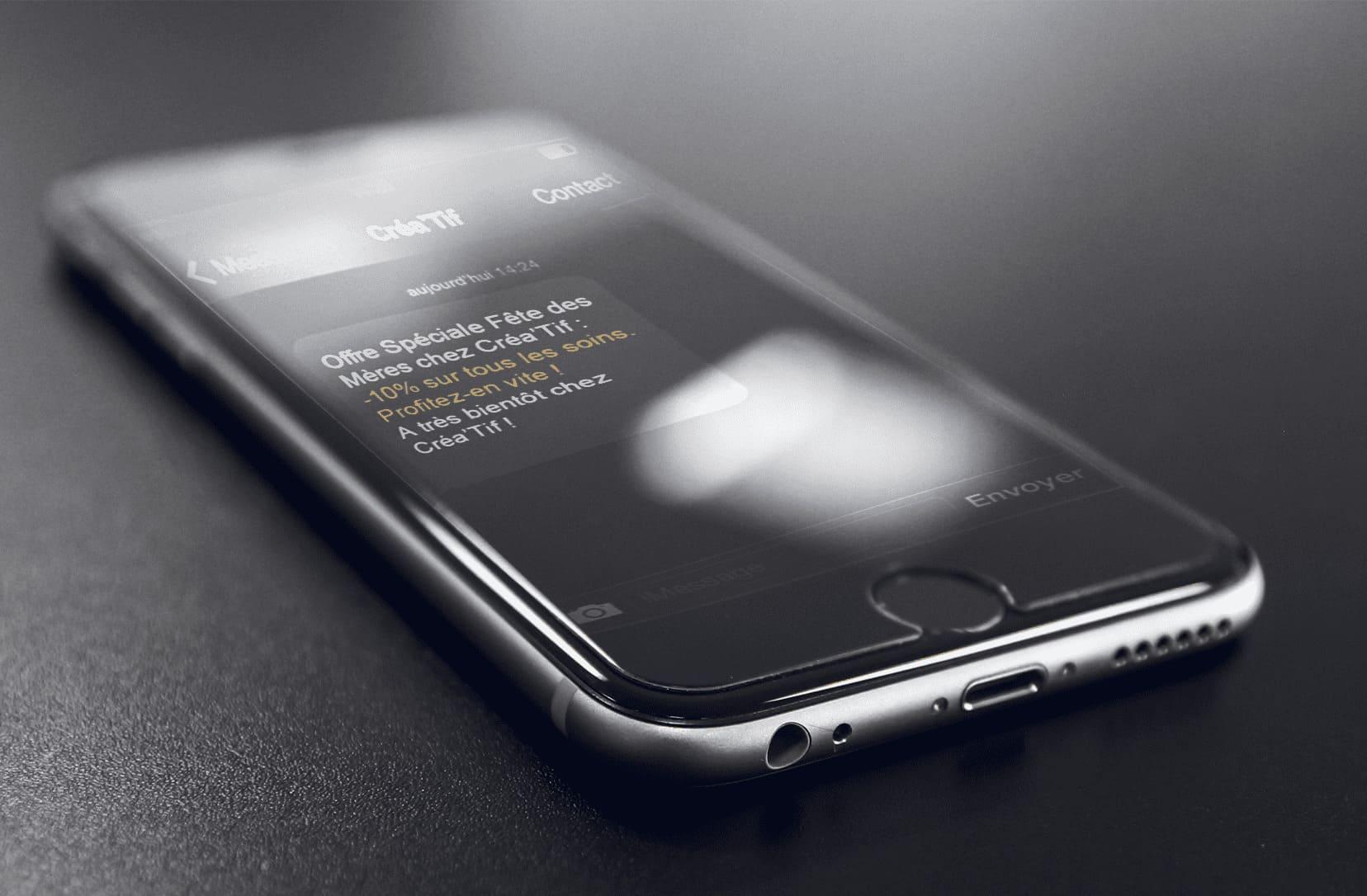 outils pour rentabiliser votre salon esthetique campagnes sms