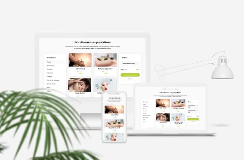 Les outils pour rentabiliser votre institut de beauté LSInstitut logiciel - rendez-vous site de reservation lsinstitut lsreservation