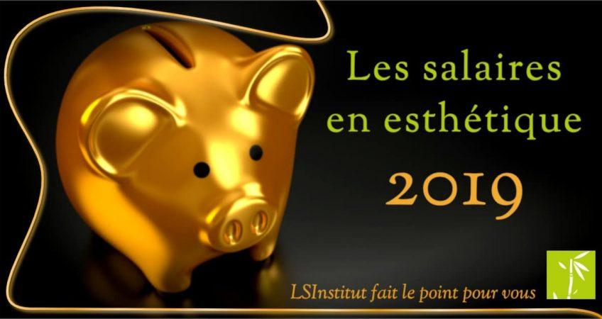 Salaire D Une Estheticienne En 2019 Primes Coeff